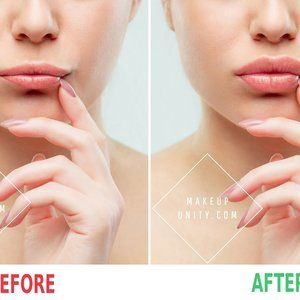 MakeUp Unity Vegan Natural Moisture Lip plumper